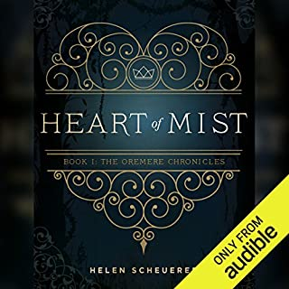 Heart of Mist                   By:                                                                                                                                 Helen Scheuerer                               Narrated by:                                                                                                                                 Angele Masters                      Length: 13 hrs and 15 mins     22 ratings     Overall 4.6