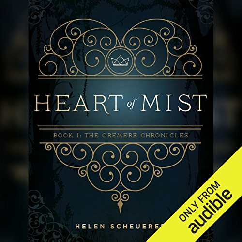 Heart of Mist audiobook cover art