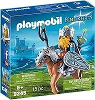 PLAYMOBIL 9345 Dwarf and pony with armour - NEW 2018