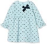 Chicco Abito Maniche Lunghe Vestido, Turquesa (Azu Medio 025), 86 (Talla del Fabricante: 086) para Bebés
