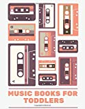 music books for toddlers: Short Blank Sheet Music Composition and Notation Notebook /Staff Paper/Music Composing / ... notes book/music /blank mus(Size 8.