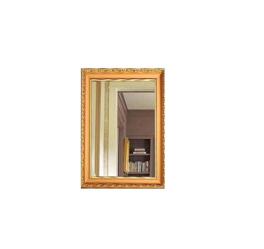 シチリアティーンエイジャー頭痛ボーダー浴室用ミラーホテルの壁に取り付けられた浴室用ミラー化粧鏡