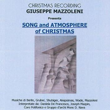 Christmas Recording (Giuseppe Mazzoleni presenta Song and Atmoshpere of Christmas)