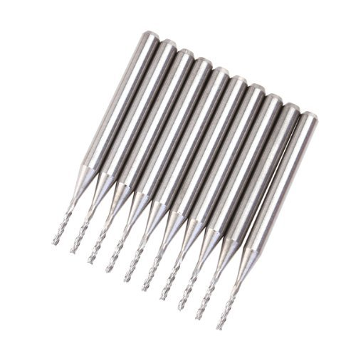haahaha SO effektiv wie eine Fee Hartmetall PCB Schaftfräser Endmill 1,0mm