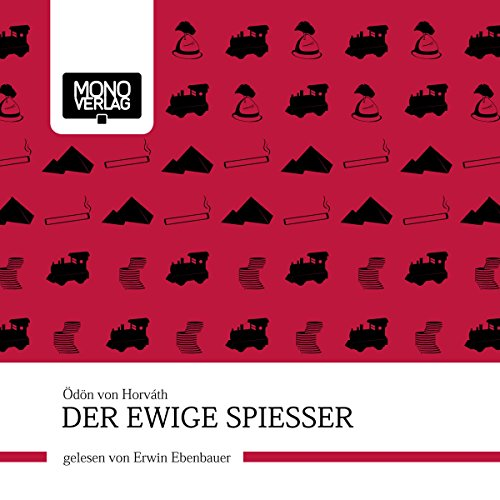 Der ewige Spießer audiobook cover art