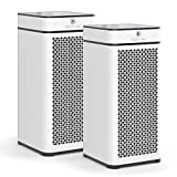 Medify Air MA-40-W2 V2.0 Air Purifier with H13 HEPA filter - a higher grade of HEPA for 840 Sq. Ft....