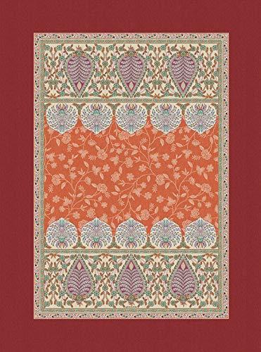Bassetti Teppich BARISANO   O1 Orange - 110 x 150