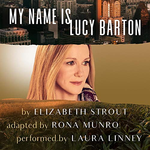 My Name Is Lucy Barton (Dramatic Production) cover art