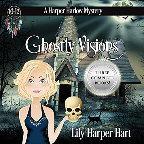 Ghostly Visions Audiobook By Lily Harper Hart cover art