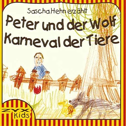 『Der Karneval der Tiere』のカバーアート