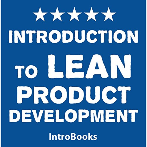 Introduction to Lean Product Development cover art