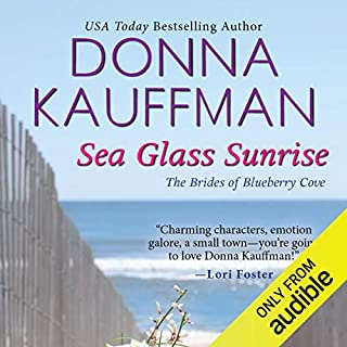 Sea Glass Sunrise audiobook cover art