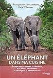 Un éléphant dans ma cuisine - Leçons de courage, de détermination et d'amour inspirées par un troupeau d'éléphants