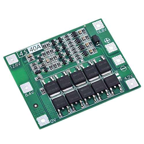 Cuasting 4S 40A Li-Ion batería de litio 18650 cargador PCB BMS Junta para el motor de taladro 14.8V 16.8V Lipo Cell Module