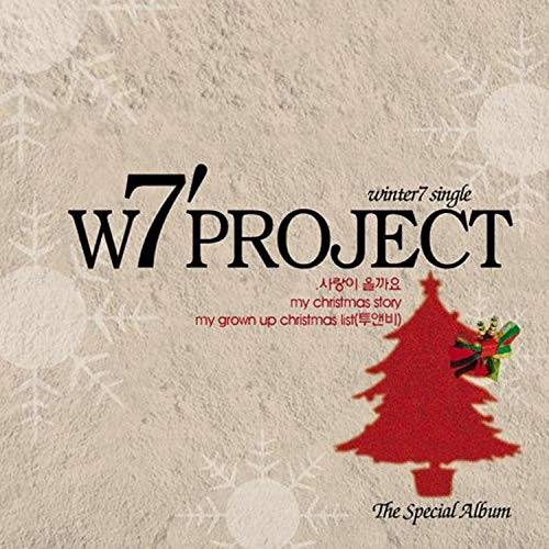 W7 Project - Snow Party