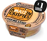 Amaizin Crispies Parmesano 15 Unidades 72 g