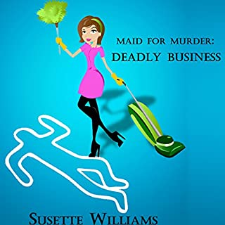 Deadly Business audiobook cover art