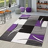 alfombra lila salon