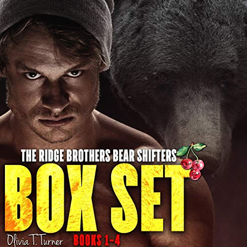 The Ridge Brothers Bear Shifters audiobook cover art