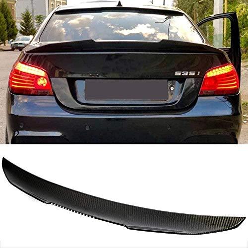 AlerónTrasero de Fibra de CarbonoXGFCNB,alerón para Maletero, alerón de Labios, Estilo de Coche, Accesorios para el Cuerpo,ala Trasera, para BMW 5 Series E60 M5 2004-2009