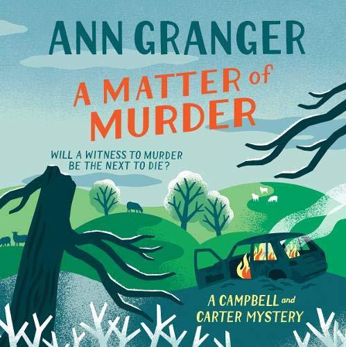 A Matter of Murder cover art