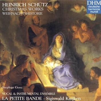Schütz: Christmas Works