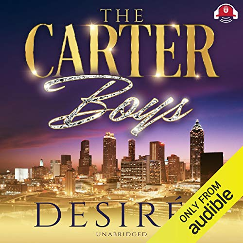 The Carter Boys audiobook cover art
