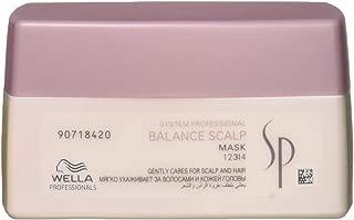 Wella SP Balance Scalp Hair Mask for Sensitive Scalps, 200ml