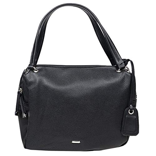 David Jones Cruise Womens Shoulder Bag One Size Black