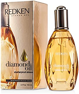Redken Diamond Oil Shatterproof Shine Intense (For Dull, Damaged Hair) 100ml/3.4oz