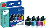 Pelikan 355041 - Cartucho de tinta Brother MFC-210 - LC900 PACK (Colores y Negro)