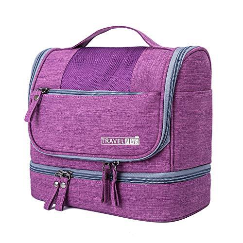 SHANNA, Kulturtasche Violett violett Einheitsgröße