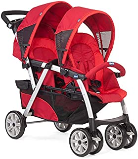 Chicco together stroller - Red - 8058664038237