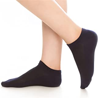 Eabern 10 Pair Women Sneaker Low Cut Cotton Socks304
