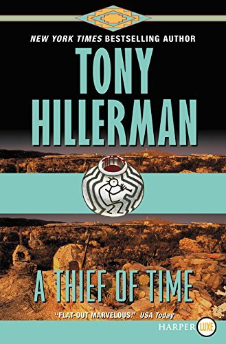 A Thief of Time by Tony Hillerman (2009-05-26)