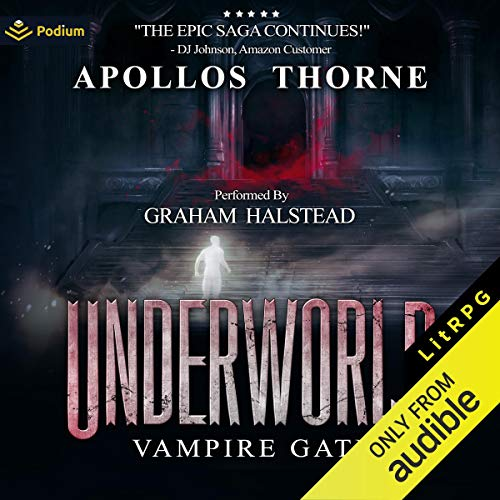 Vampire Gate Audiobook By Apollos Thorne cover art