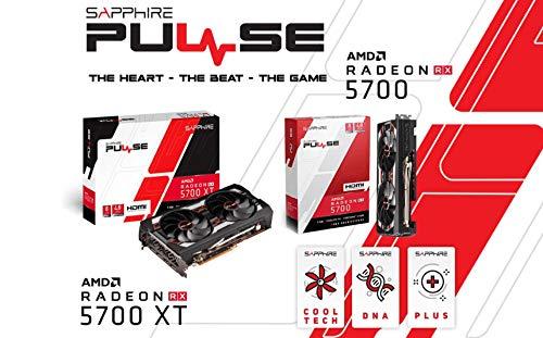 Sapphire Rx 5700 xt be - Grafikkarte - Radeon rx 5700 xt 11293-09-20g