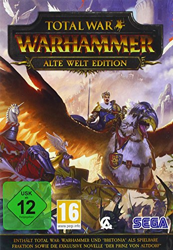 Total War: Warhammer Alte Welt Edition (PC) (64-Bit)
