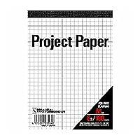 オキナ A6プロジェクトペーパー PMA6-5S 【 3 冊 】