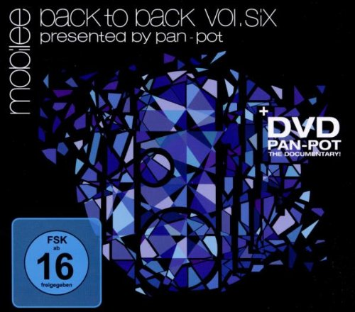 Mobilee/Back to Back Vol.6 (2cd+Dvd)