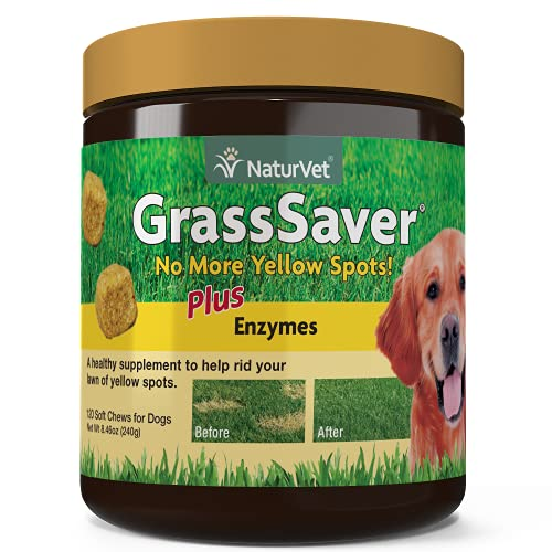 Top 10 best selling list for lawn saver supplements for dogs