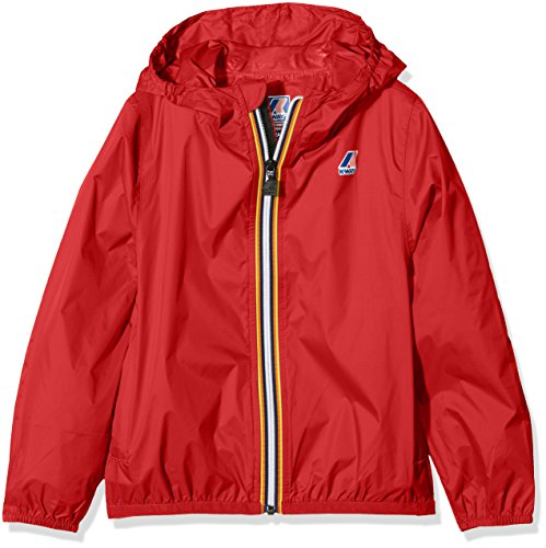 K-way Baby Boy's Claude Jacket, Rosso (Red K08), 6 Years