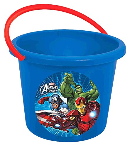 Review amscan Marvel Avengers Assemble Party Jumbo Favor Bucket, 9