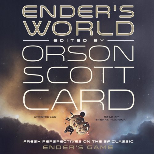 Ender's World audiobook cover art