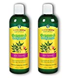 Organix South Theraneem Childrens Neem Oil Shampoo and Bodywash 360ml Twin Pack