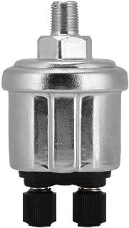 Keenso Sensor de presión de aceite, Generador diesel universal VDO 0 a 10 barras 1 / 8NPT Sensor de aceite del enchufe de inducción de aceite