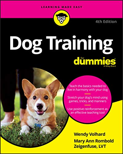 Dog Training For Dummies (English Edition)