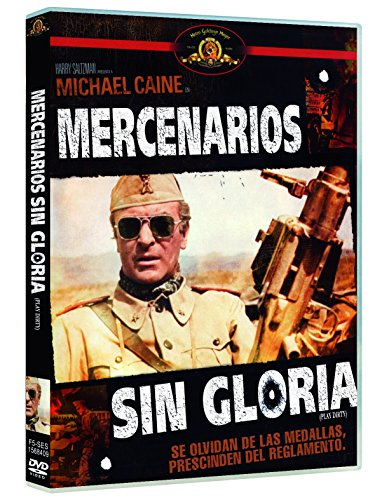 Mercenarios Sin Gloria [DVD]