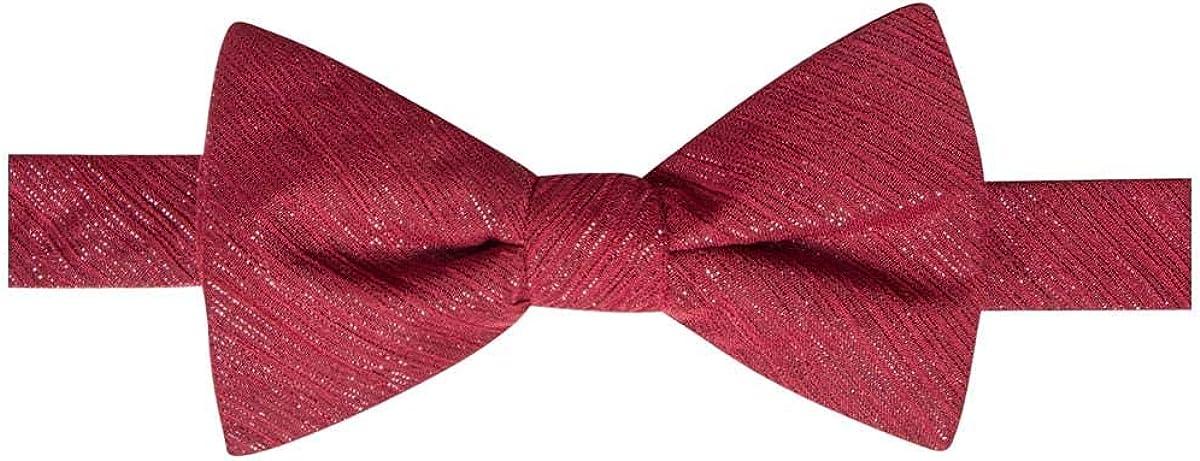 Ryan trust Seacrest Max 50% OFF Distinction Mens Shimmer Pre-Tied Bow Tie