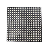 WESIRI 16x16 LED Matrix 256 Pixels WS2812B Digital Flexible LED Panel Individually Addressable Full Dream Color DC5V